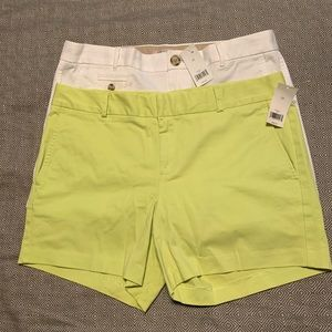 🆕 Banana republic bundle of 2 shorts